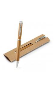 Bolígrafo Publicitario de Bambú