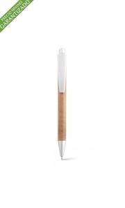 Bolígrafo de Plástico y Bambú