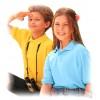 Polo Promocional 65/35 Infantil para Publicidad