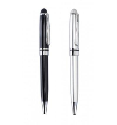 Bolígrafo de Plástico Imitación Metal Personalizado