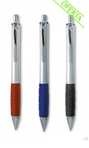 Bolígrafo con pulsador ABS