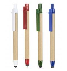 Bolígrafo Táctil de Cartón Reciclado Merchandising