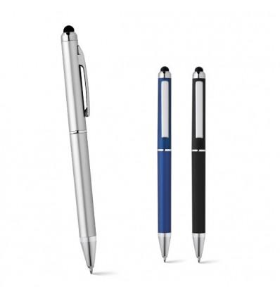 Bolígrafo de Plástico con Puntero Táctil Personalizado