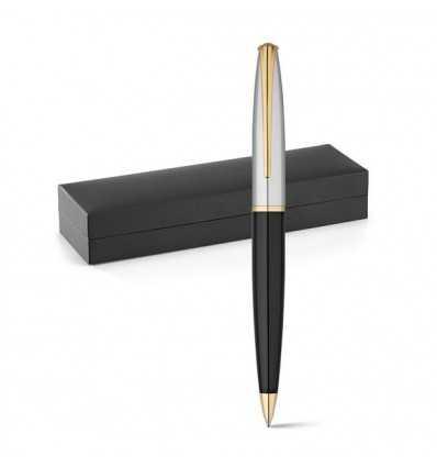 Bolígrafo Metálico con Estuche Acolchado Promocional