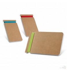Bloc de Notas con Papel Reciclado de Cartón Publicitario