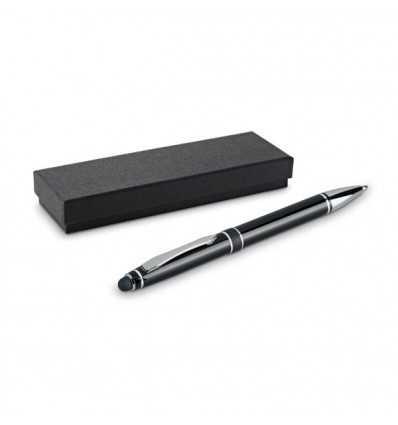 Bolígrafo con Puntero Táctil y Caja Merchandising