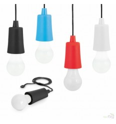 Lámpara Portátil Personalizada con LED