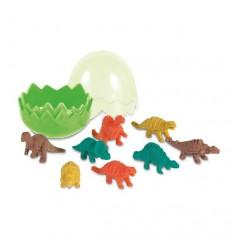 Set de Gomas con forma de Dinosaurio para Regalo de Empresa