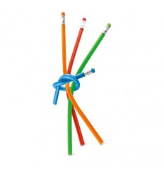 Lápiz Flexible de Plástico para Regalo de Empresa