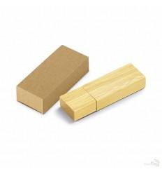 Memoria USB Personalizada Ecológica de Bambú