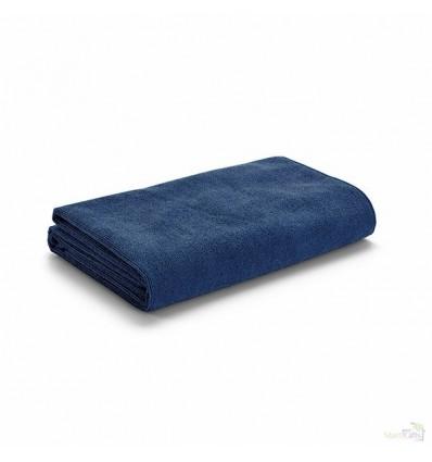 Toalla de Playa Promocional de Microfibra Color Azul