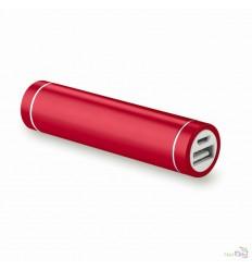 Power Bank Cilíndrico de Aluminio Promocional