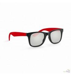 Gafas de Sol con Montura de Color y Patillas Negras Promocional