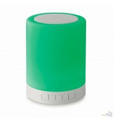 Altavoz Bluetooth con Regulador Táctil de Luz Promocional