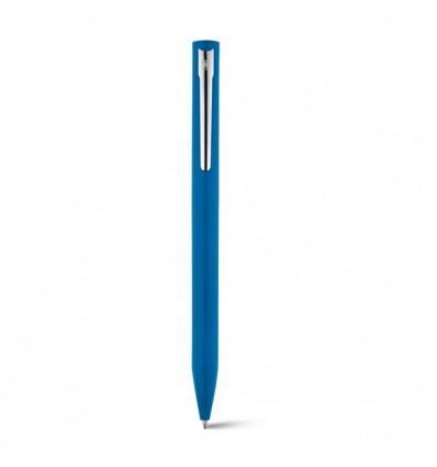 Bolígrafo Personalizado con Cuerpo Lacado Promocional Color Azul Royal