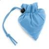 Bolsa Plegable con Asas para Regalo Personalizado Azul Claro