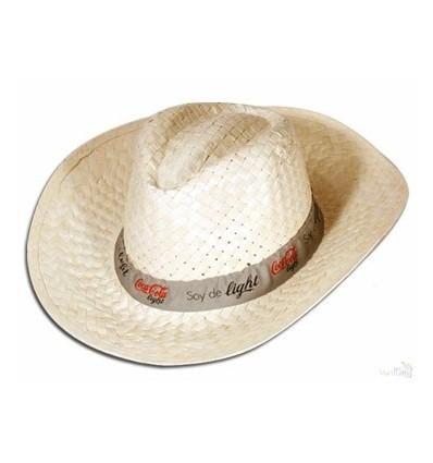Sombrero de Paja Promocional Básico - Imagen de Portada