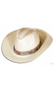 Sombrero de Paja Promocional Básico