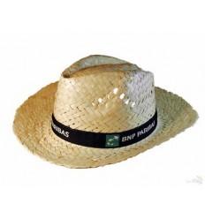 Sombrero de Paja para Publicidad - Imagen de Portada