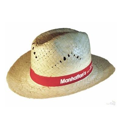 Sombrero de Paja Personalizado Tejano - Imagen de Portada