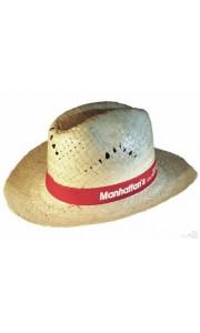 Sombrero de Paja Personalizado Tejano