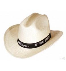 Sombrero de Paja Promocional Tejano - Imagen de Portada