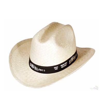 Sombrero de Paja Promocional Tejano - Imagen de Portada 850dfa34b15