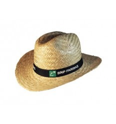Sombrero de Paja para Fiestas Tejano - Imagen de Portada