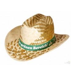 Sombrero de Paja de Publicidad Tejano - Imagen de Portada
