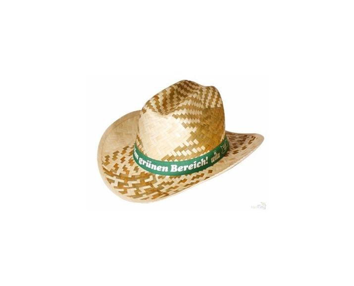 833f2ece72c Sombrero de Paja de Publicidad Tejano - Imagen de Portada ...