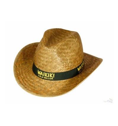 Sombrero de Paja para Merchandising Tejano - Imagen de Portada 3df4e74334f
