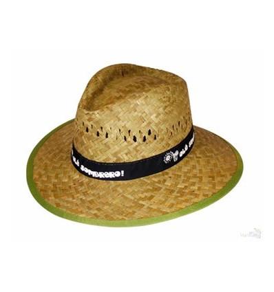 Sombrero de Paja Indiana Personalizado - Imagen de Portada