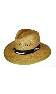 Sombrero de Paja Indiana Personalizado