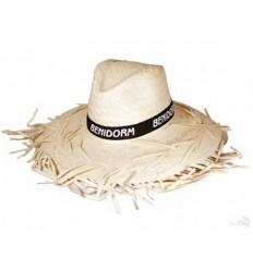 Sombrero de Paja Publicitario modelo Indiana - Imagen de Portada