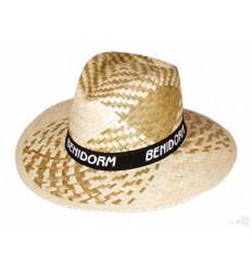 Sombrero de Paja Indiana Classic Barato - Imagen de Portada