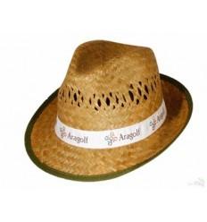 Sombrero de Paja Personalizado estilo Borsalino - Imagen de Portada