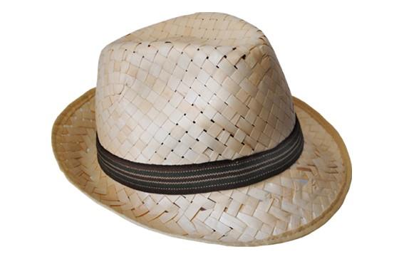 Sombrero de Paja Elegante para Niño Borsalino Personalizado - Imagen de  Portada 5ca707eff41