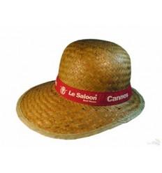 Sombrero de Paja con Visera de Señora - Imagen de Portada