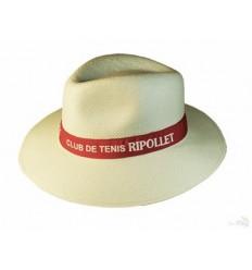 Sombrero de Paja para Fiestas Premium Indiana - Imagen de Portada