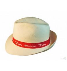 Sombrero de Paja Premium estilo Borsalino - Imagen de Portada