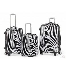 Juego de Maletas Zebra para Regalar