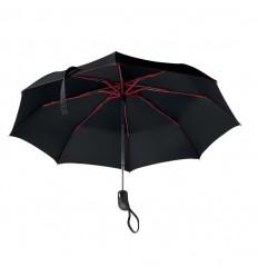 Paraguas Antiviento con Apertura y Cierre Automáticos