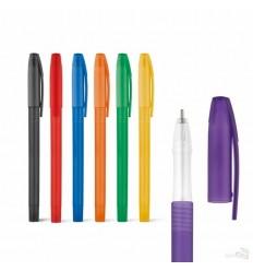 Bolígrafo Barato de Plástico de Color