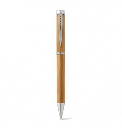Bolígrafo Publicitario de Bambú para Publicidad Promocional Color Natural