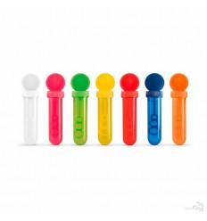 Pompas de Gabón de Colores Personalizadas