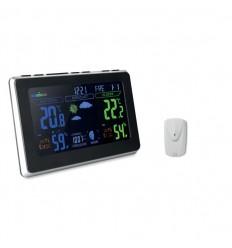 Estación Meteorológica con Sensor de Temperatura Personalizada