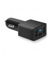 Cargador USB para Coche con Puerto tipo C Personalizado