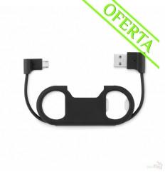 Llavero Abrido con Cables USB Promocional