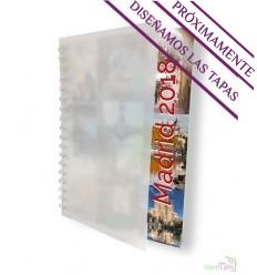 Agenda Promocional 2019 Polipropileno con Impresión Digital