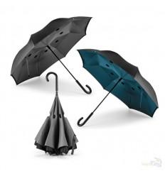 Paraguas Reversible con Cierre Automático para Regalo